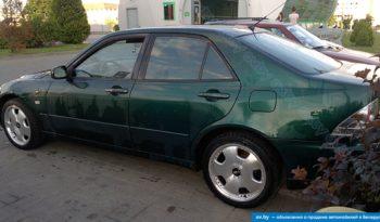 Lexus IS 2000 полный