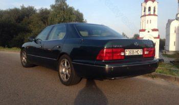 Lexus LS 1998 полный