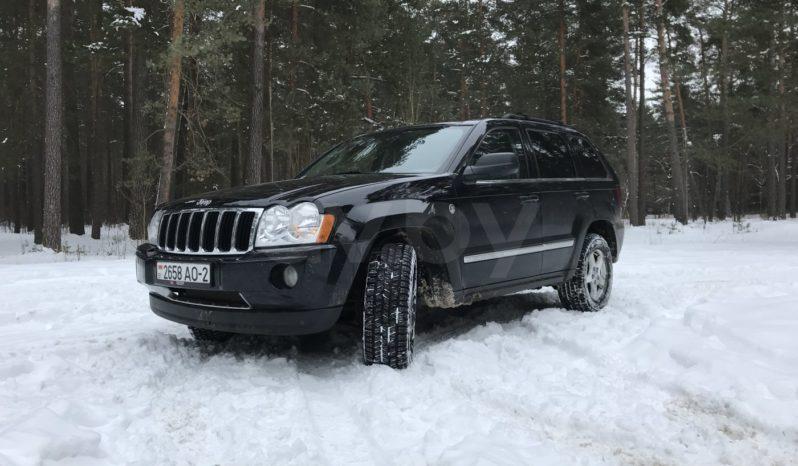 Jeep Grand Cherokee 2006 полный