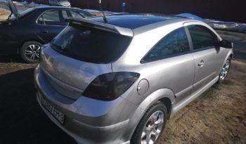 Opel Astra H 2007 полный