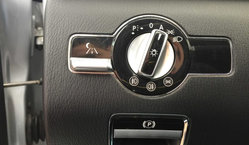 Mercedes S Класс 2007 полный