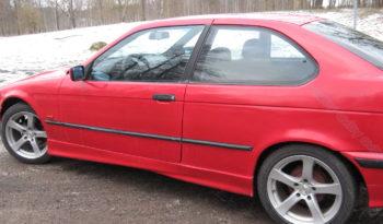 BMW 3 серия 1996 полный