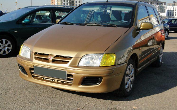 Mitsubishi Space Star 1999 полный
