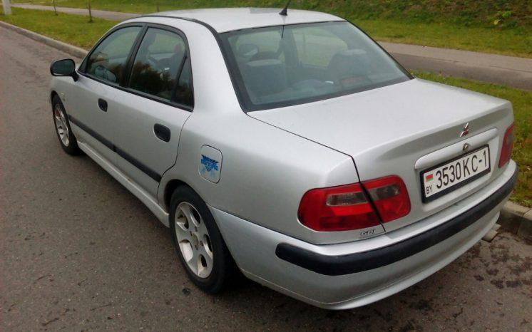 Mitsubishi Carisma 1999 полный