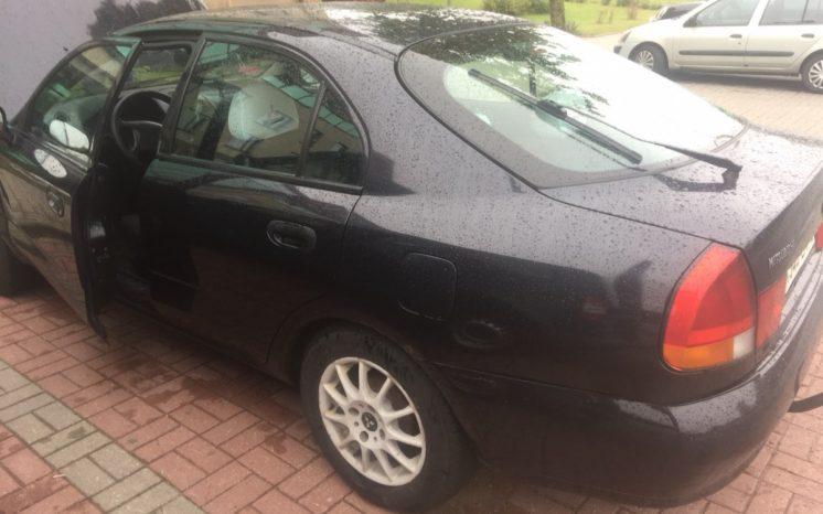 Mitsubishi Carisma 1998 полный