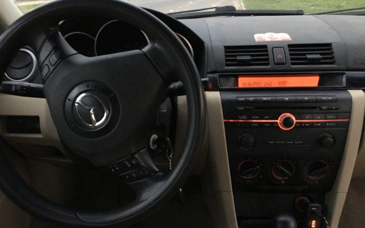 Mazda 3 2004 полный