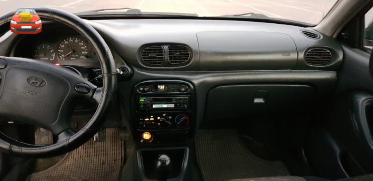 Hyundai Accent 1998 полный