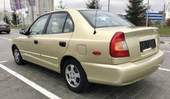 Hyundai Accent 2002 полный