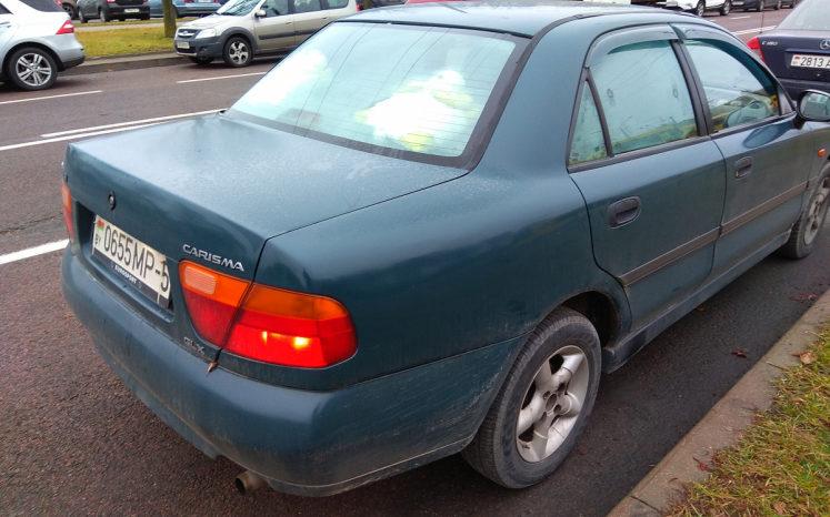 Mitsubishi Carisma 1997 полный