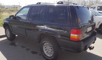 Jeep Grand Cherokee 1997 полный