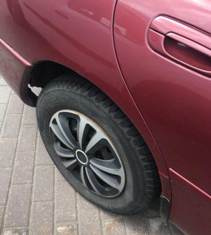Mazda 626 1994 полный
