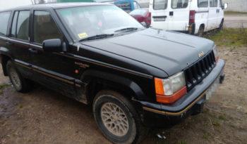 Jeep Grand Cherokee 1995 полный