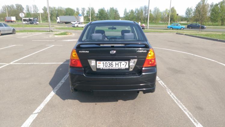 Suzuki Aerio 2002 полный