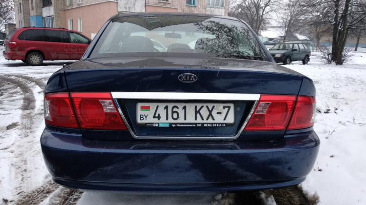 KIA Magentis 2003 полный
