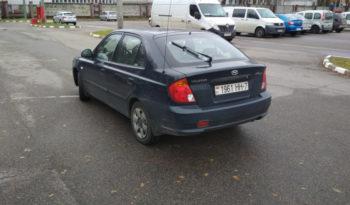 Hyundai Accent 2003 полный