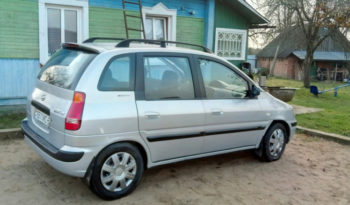 Hyundai Matrix 2002 полный