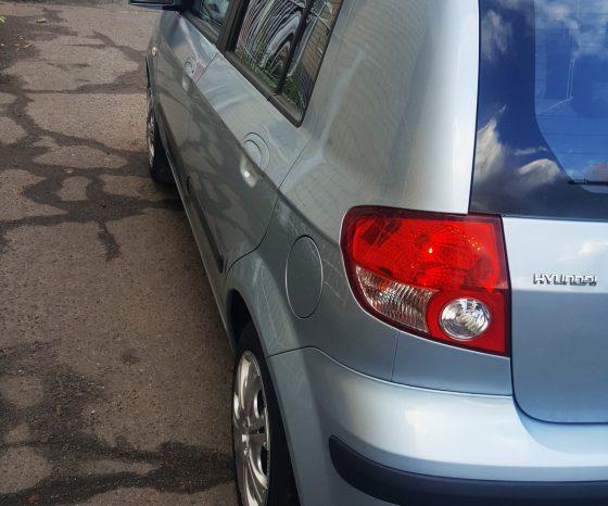 Hyundai Getz 2005 полный