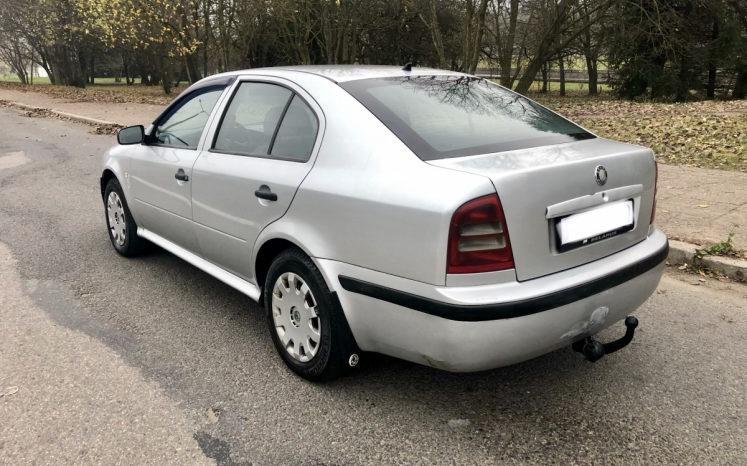 Skoda Octavia 2002 полный