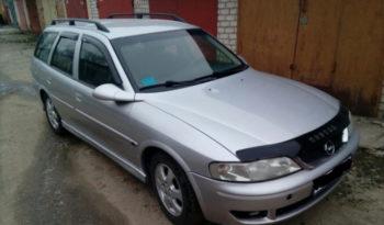 Opel Vectra 2001 полный