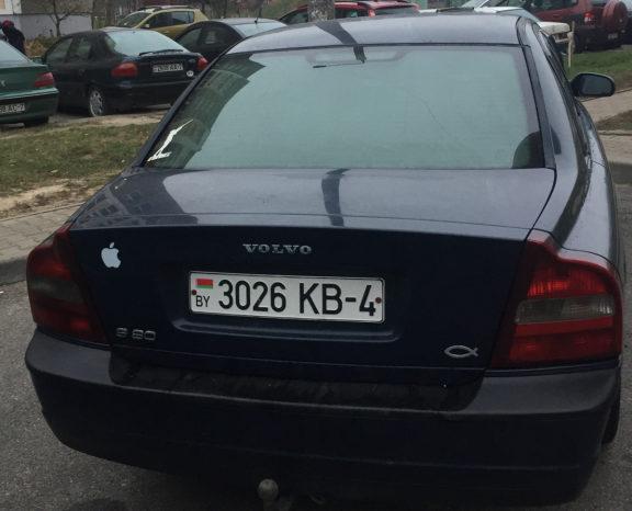Volvo S80 1999 полный
