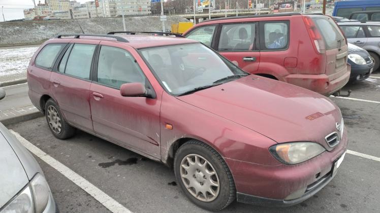 Nissan Primera 2000 полный