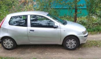 Fiat Punto 2002 полный