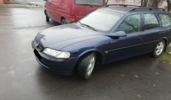 Opel Vectra 1998 полный