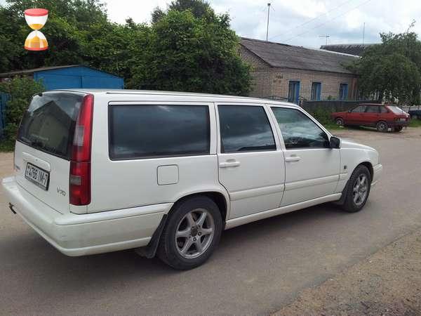 Volvo V70 1997 полный