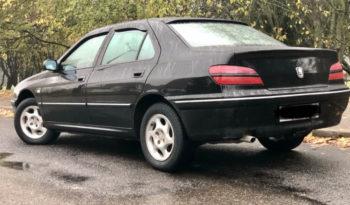 Peugeot 406 1999 полный