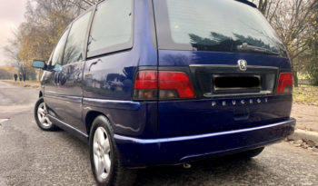 Peugeot 806 2001 полный