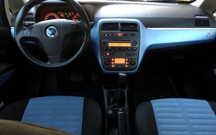 Fiat Punto 2007 полный