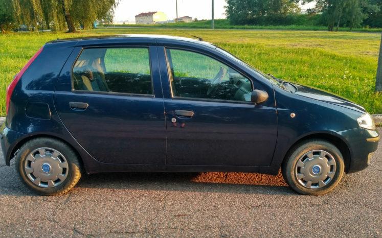 Fiat Punto 2005 полный