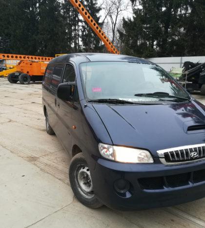 Hyundai H-1(Starex) 2004 полный