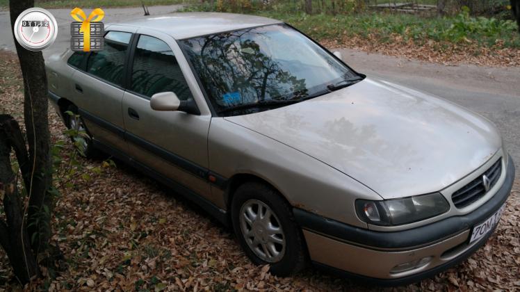 Renault Safrane 1997 полный