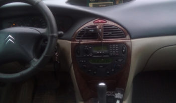 Citroen C5 2001 полный