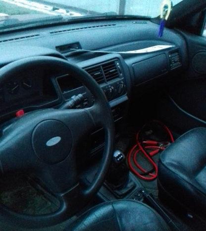 Ford Escort 1993 полный