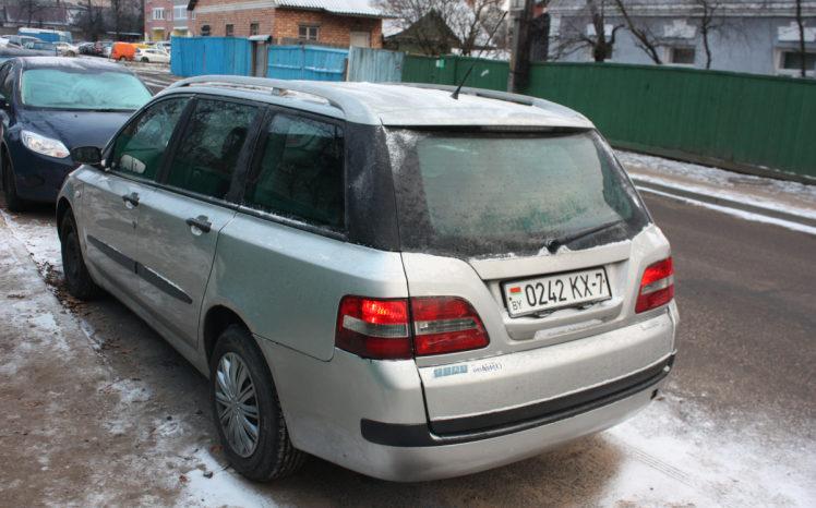 Fiat Stilo 2003 полный