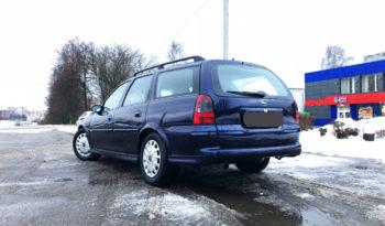 Opel Vectra 2000 полный