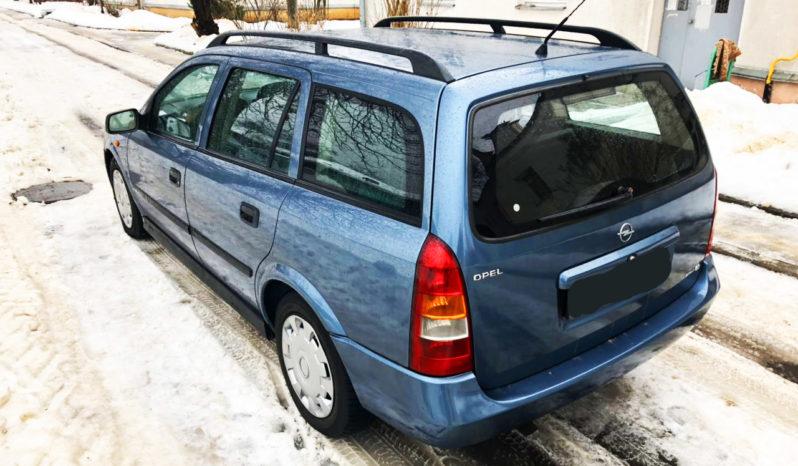 Opel Astra 1998 полный