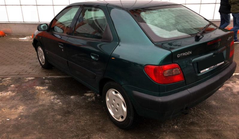 Citroen Xsara 1998 полный
