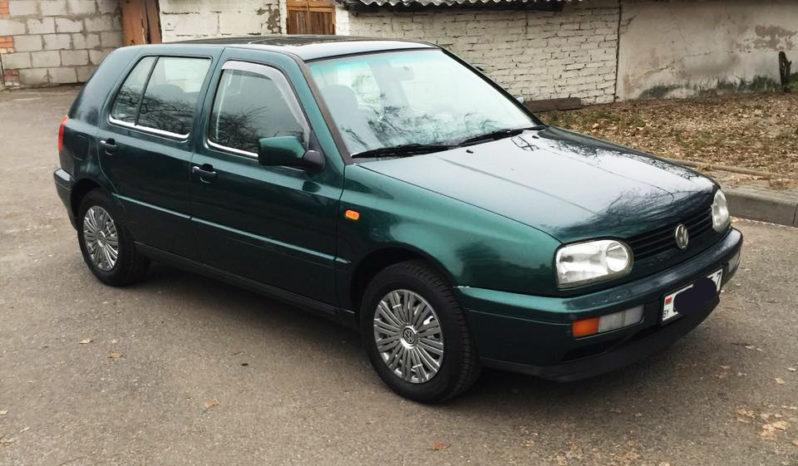 Audi 80 1991 полный
