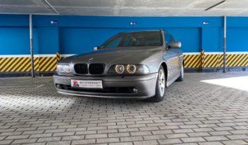 BMW 5 серия 2002