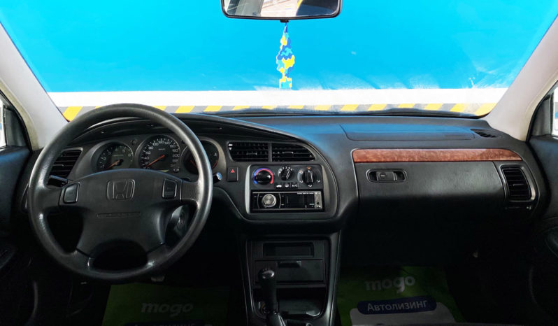 Honda Accord 2001 полный