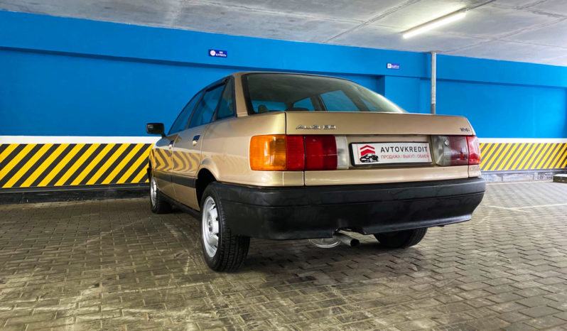 Audi 80 1986 полный