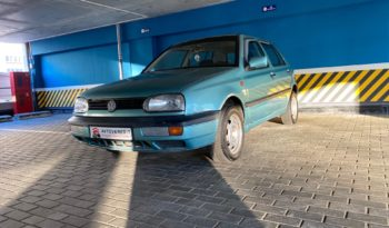 Volkswagen Golf 3 1992 полный
