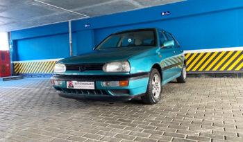 Volkswagen Golf 3 1993 полный