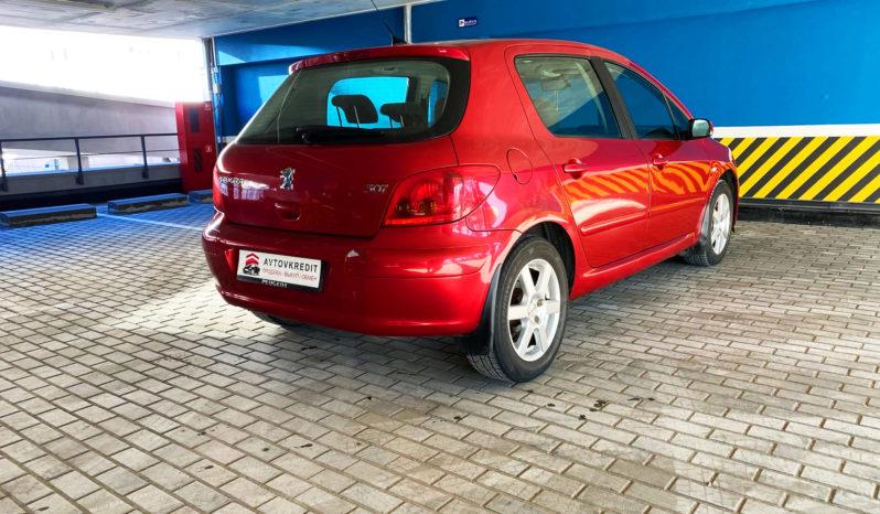 Peugeot 307 2002 полный