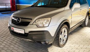 Opel Antara 2007 полный