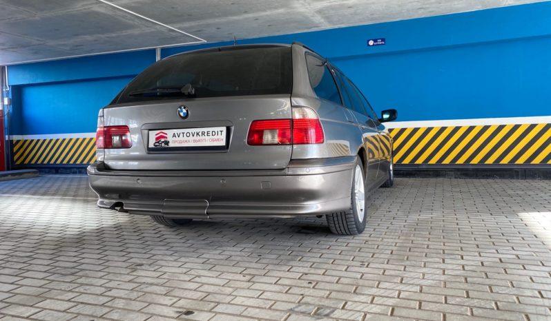 BMW 5 серия 2002 полный