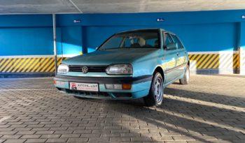 Volkswagen Golf 3 1992